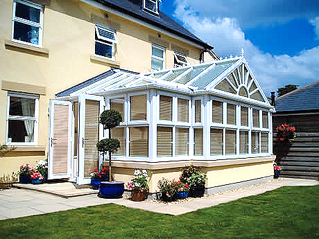 Larger Wooden Conservatories Cost
