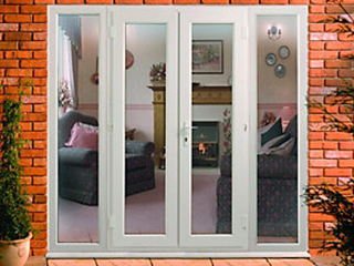 UPVC Patio Doors Exterior Design Ideas